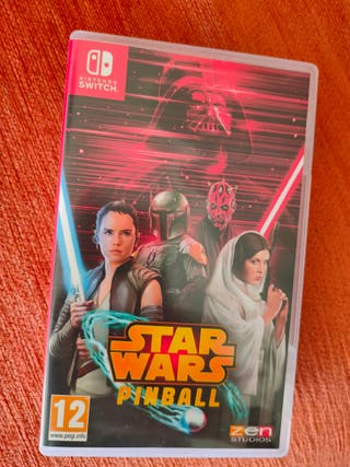 star wars pinball nintendo switch