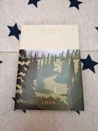 Chen April, and a Flower álbum