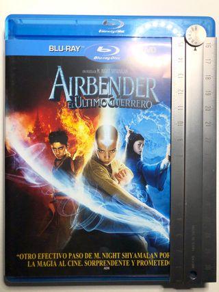 DVD FANTASIA 8. PELICULA The Last Airbender