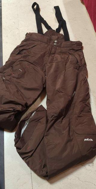 Pantalones esquí/nieve Niño