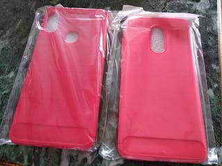 VENDO 2 FUNDAS REDMI NOTE 5