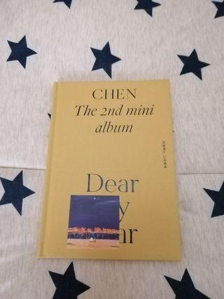 Chen Dear My Dear álbum