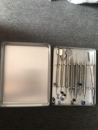 Caja de esterilizacion autoclave