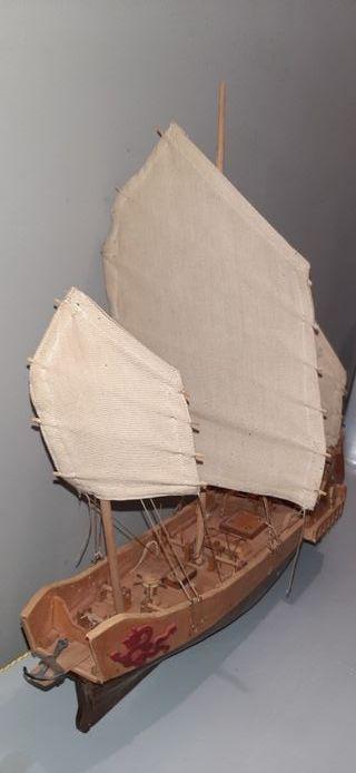Maqueta Barco 40 cm