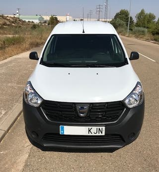 Dacia Dokker Industrial