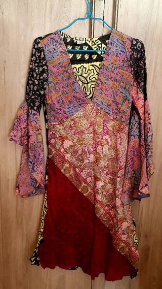 Camisola seda de India