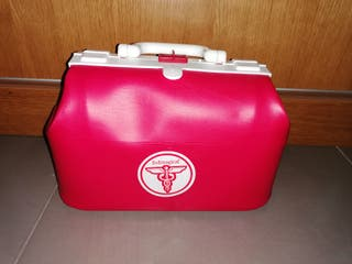 maletin medico vintage