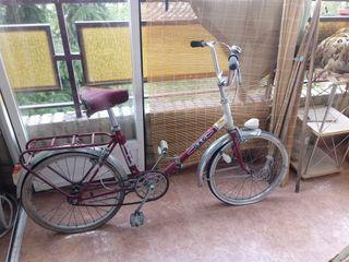 bicicleta G.A.C mobylette
