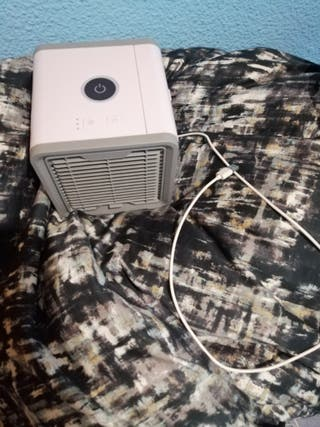 ventilador portátil pequeño