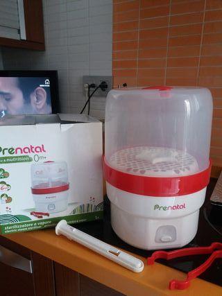 Esterilizador a vapor prenatal