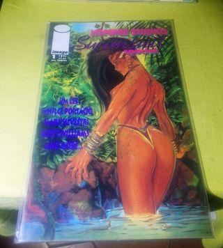 Cómic Swimsuit special N°1 1993