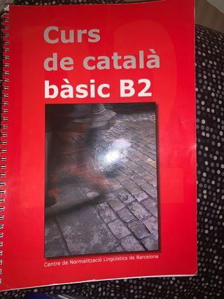 Libros básico de catalán B2