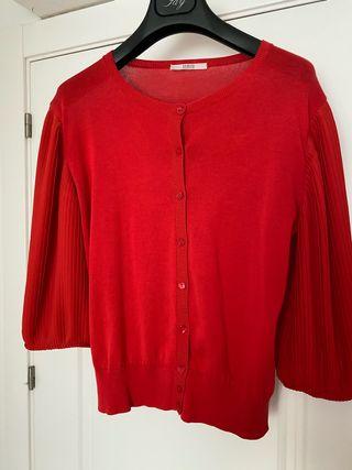 Rebeca roja de Valentino Red
