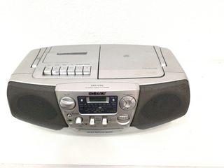 Radio Cd Portatil Sony Cfd V31l