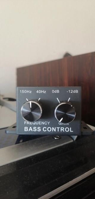 regulador de sonido