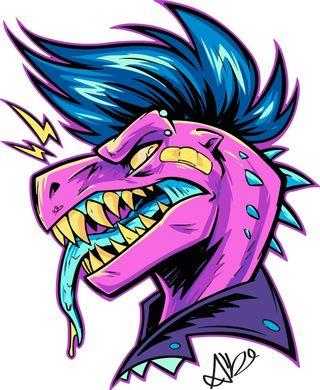 Logo twitch / Diseñadora gráfica