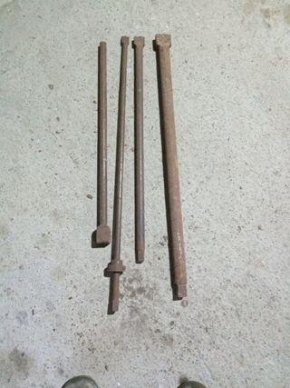 Llaves para montaje de radiadores y calderas