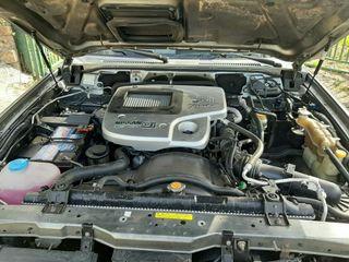 Motor completo Nissan Patrol gr y61 año2005