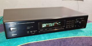 Sintonizador de radio RDS . ONKYO T-4310r,
