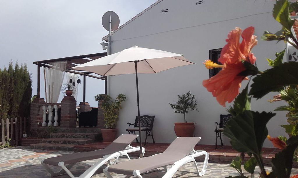 Chalet de alquiler en Frigiliana (Frigiliana, Málaga)