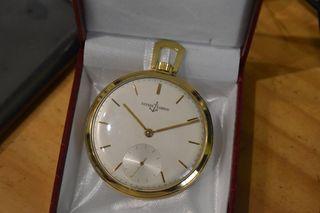 Reloj bolsillo Ulysse Nardin oro 18k ,precioso.
