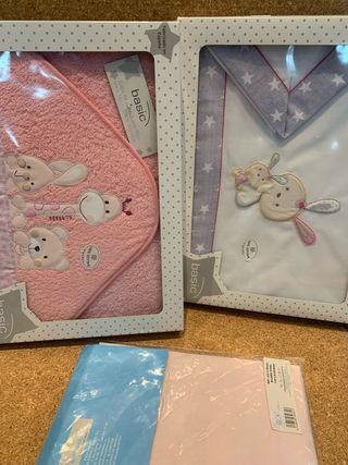 Pack liquidaciones bebé cuna