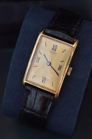 Reloj Van Cleef & Arpels en oro 18k ;años 30