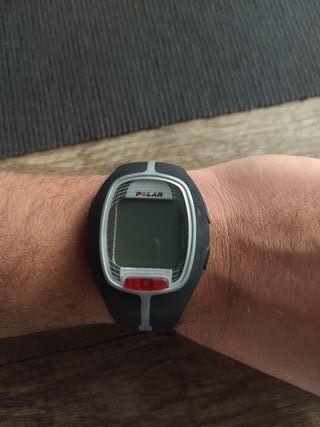 reloj pulsómetro polar rs300x