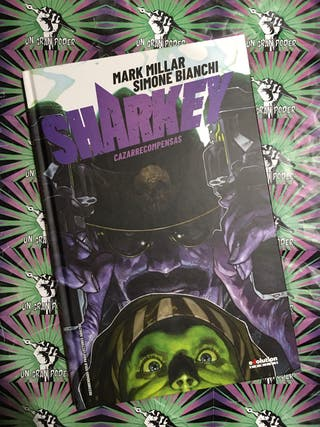 SHARKEY CAZARRECOMPENSAS MARK MILLAR