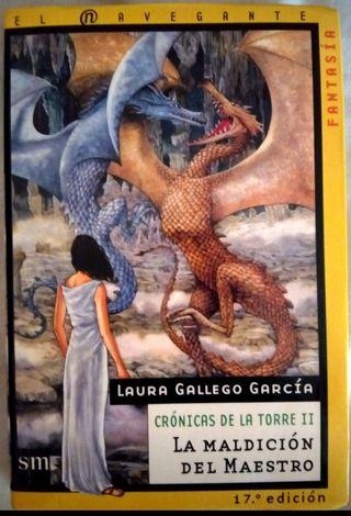 Laura Gallego, crónicas de la torre II