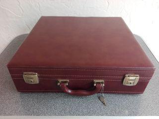 Álbum de fotos con maletín