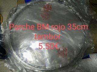 parche tambor