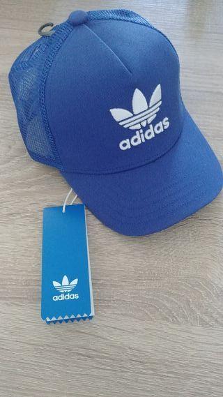 Gorra rejilla Adidas