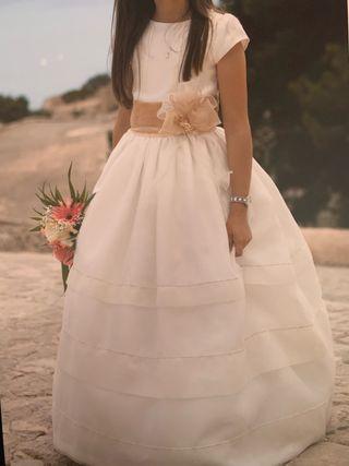 Vestido comunión de niña