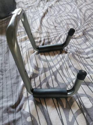 soporte pared bici