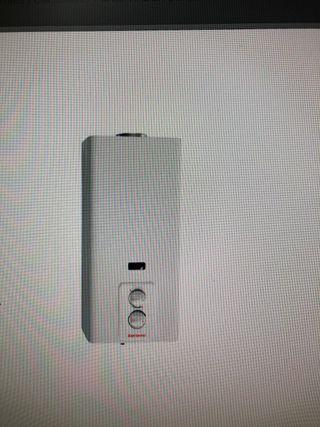 Calentador Gas Natural CORBERO 11 litros NUEVO