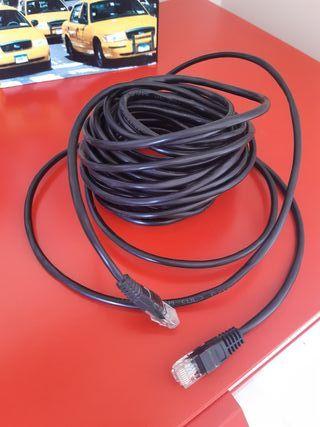 Cable de Red UTP televisión rúter conexión