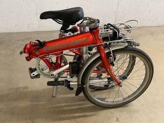 """Bicicleta plegable Nishiki Nautic 20"""""""
