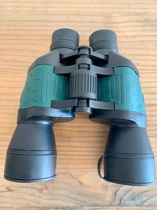 Prismáticos binoculares