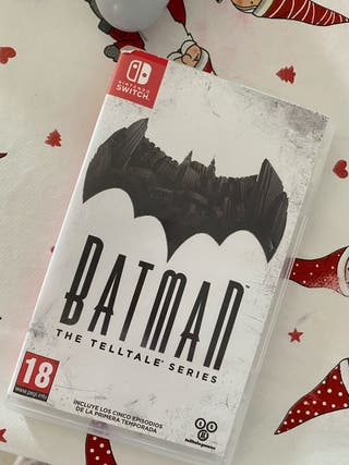 Batman Nintendo switch