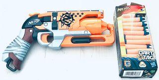 Nerf Zombie Strike Hammershot + 35 fléchettes