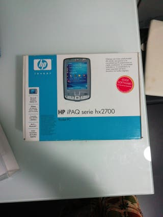 PDA HP iPAQ hv2700