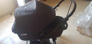 Carrito borsino Anne2. 59x84x104-118cm