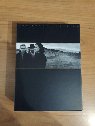 U2. THE JOSHUA TREE. CAJA DELUXE EDITION.