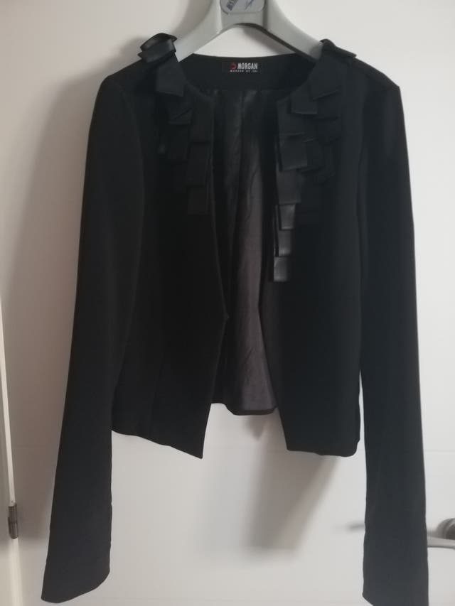 chaqueta Morgan