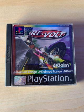 Re volt PlayStation