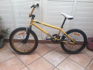 Bicicleta Btwin wipe 5 Junior BMX YELLOW