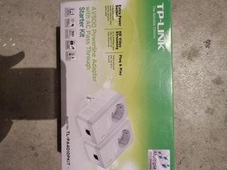 TP-LINK PA-4010KIT A500Mbps