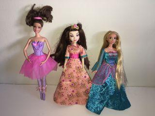 Barbies princesas