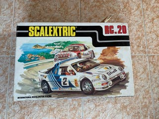 Scalextric RC-20